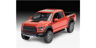 REVELL Ford F-150 Raptor easy-cklick 1:25 Kit Pl..