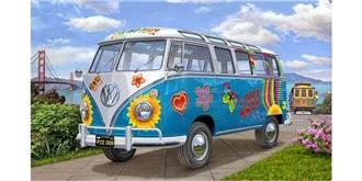 REVELL VW Bus T1 Flower Power 1:24 K..
