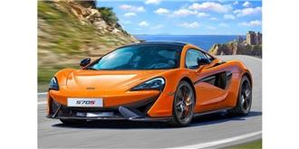 REVELL McLaren 570S 1:24 Kit Plastik