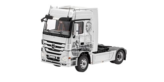 REVELL Merc Actros MP3 1:25 Kit Plastik