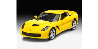 Revell Corvette 2014 Stingray 1:25 Kit Plastik