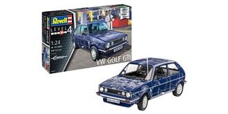 REVELL VW Golf I GTI Builders Choice 1:24 Kit Pl..