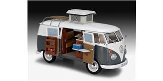 REVELL VW T1 Camper 1:24 Kit Plastik