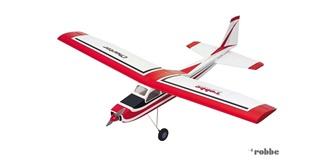 RC Flug Charter 1470mm E-Bausatz Holz