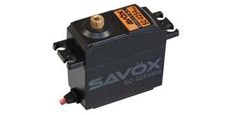 Servo Savox SC-0254MG  7,2kg / 0.14 ..