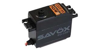 Servo Savox SG-0351  4,1kg / 0.17 / 41x20x37mm