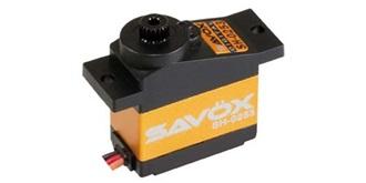 Servo Savox SH-0253  2,2kg / 0.09 / 13.6g / 23x12x26mm