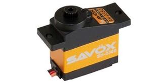 Servo Savox SH-0350  2,6kg / 0.16 / 23x12x26mm