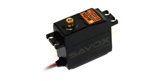 Servo Savox SV-0220MG 7,4V 8,0kg  0.13 41x20x37