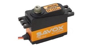 Servo Savox SV-1250MG  7,4V 8,0kg 0.095 35x15x29..