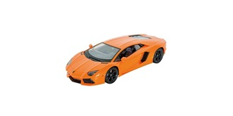 RC Car Lamborghini Aventador LP 700-4 orange 1:1..