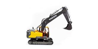 RC Siva Excavator Volvo Bagger 1:16 RTR