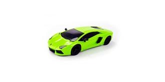 RC Car Lamborghini Aventador LP 700-4 1:24 grün ..