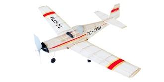 Freiflug Slingsby T-67 540mm Gummimotor Kit Holz