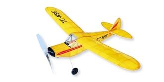 Freiflug Piper SuberCub 530mm Gummim..