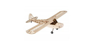 RC Flug Piper J3 1180mm Kit Holz