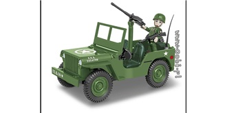 Bausteine Cobi Willys MB 1/4 Ton 4x4