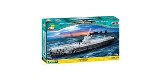 Bausteine Cobi U-Boot Gato Class USS Wahoo SS-23..