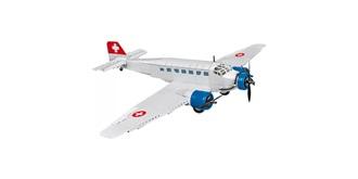 Bausteine Cobi Ju52/3m Junkers Ju-Air