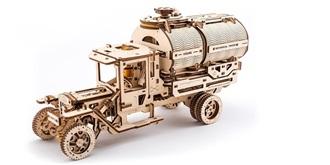UGEARS LKW Tankwagen Holzkit