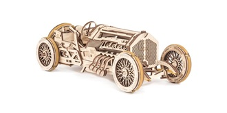 UGEARS Grand Prix Car Holzkit