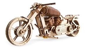 UGEARS Motorrad VM-02 Holzkit