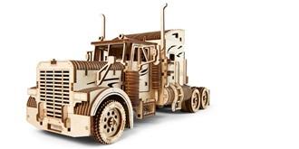 UGEARS Lastwagen Heavy Boy VM-03 Holzkit