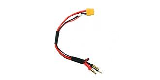 Accu Anschluss-/Ladekabel LiPo 4/5mm für iSDT La..