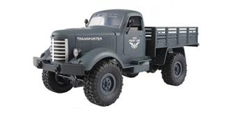 RC Truck Military 4WD blaugrau 1:16 RTR
