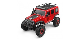 RC Auto Jeep Crawler RTR 1:10