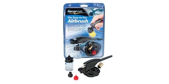 SprayCraft Airbrush Easy-to-Use