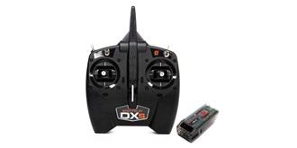 RC-Set Spektrum DXS 7CH DSMX (AR410)