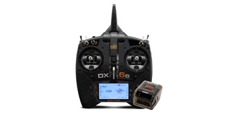 RC-Set Spektrum DX6e DSMX (AR620)