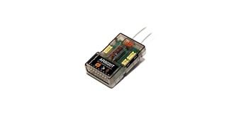 Empfänger Spektrum AR8020T Air DSMX 8 Kanal