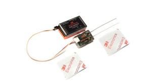 Empfänger Spektrum FC6250HX DSMX Heli Flybarless
