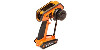 RC-Set Spektrum DX5 Rugged orange DSMR