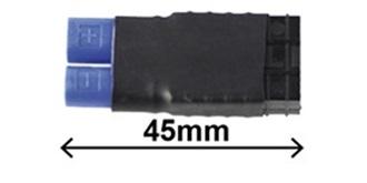 Kupplungsadapter EC3 (Accu) - TRX (Regler)