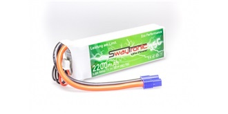 Swaytronic LiPo 3S 11.1V 2200mAh 35C/70C EC3
