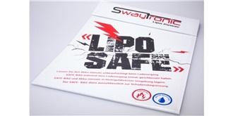 Swaytronic LiPo SAFE-BAG weiss