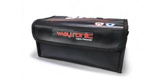 Swaytronic LiPo Box L schwarz 250x150x100mm