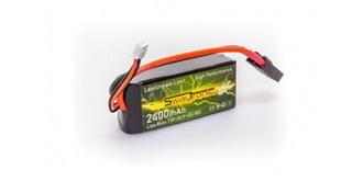Sway-TRX LiPo 2S 7.4V 2400mAh 45C/90C TRX 1/16