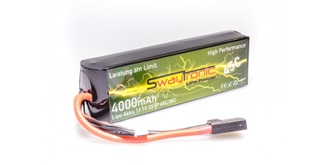 Sway-TRX LiPo 3S 11.1V 4000mAh 45C/90C TRX