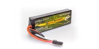 Sway-TRX LiPo 3S 11.1V 5000mAh 45C/90C TRX