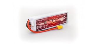 Swaytronic LiPo 4S 14.8V 2600mAh 60C/120C XT60