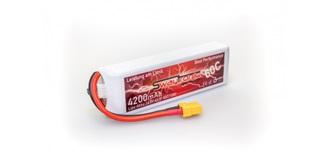 Swaytronic LiPo 4S 14.8V 4200mAh 60C/120C XT90
