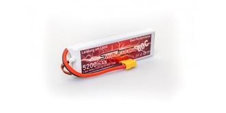 Swaytronic LiPo 2S 7.4V 5200mAh 60C/120C XT90
