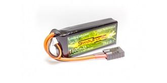 Sway-TRX LiPo 3S 11.1V 1600mAh 45C/90C TRX 1:16