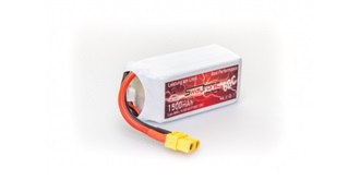 Swaytronic LiPo 4S 14.8V 1500mAh 60C/120C XT60 ST
