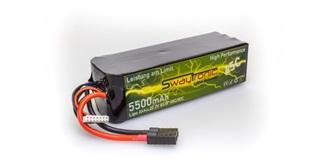 Sway-TRX LiPo 6S 22.2V 5500mAh 45C/90C TRX
