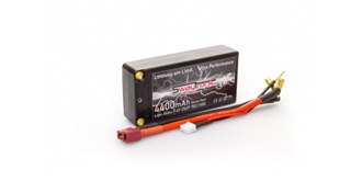 Swaytronic HV-LiPo 2S 7.6V 4400mAh 100C Shorty